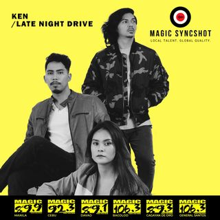 "Magic SYNCSHOT: KEN ""Late Night Drive"""