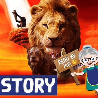 Lion King Story - Journey to Rafiki