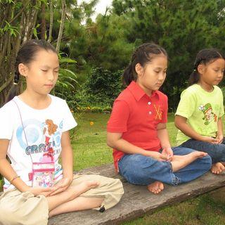 4.8 La Ascensión (meditación) y los niños -Sri Ravi Ishaya_
