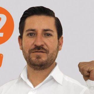 El candidato: Rodrigo Fajardo, Izquierda Democrática