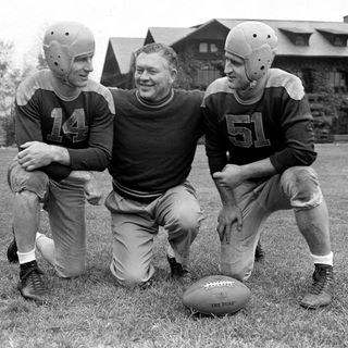 TGT Presents On This Day: December 17, 1944 packers win 6th NFL Title we take a look back at Curly Lambeau