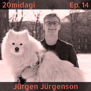 Jürgen Jürgensoniga ettevõtlusest, enesearengust ja edukast müügist