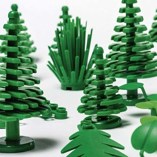 Lego goes green