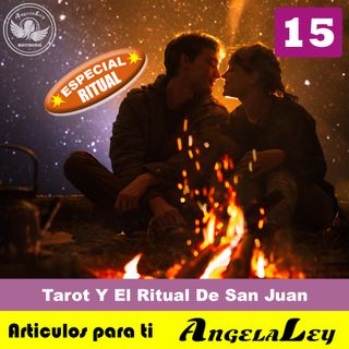 Ritual Noche de San Juan y el Tarot
