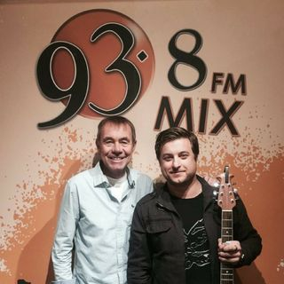 Mix FM interview with Tony Blewitt May 16 2016