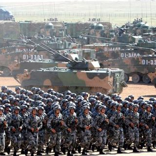 How would war with China play out?