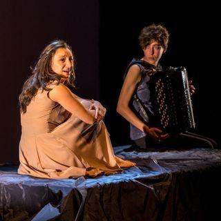 Arianna Scommegna, un tributo teatrale a Piero Ciampi.