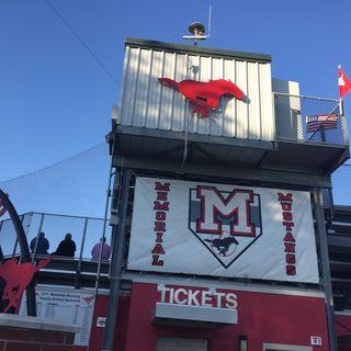 Coach York of the Memorial Mustangs ⚾️ Team