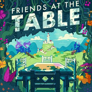 Friends at the Table