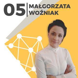 Małgorzata Woźniak–z korporacji do startupu–wyzwania i dylematy zarządzana MobileMed