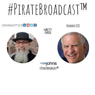 Catch Hiett Ives on the #PirateBroadcast™