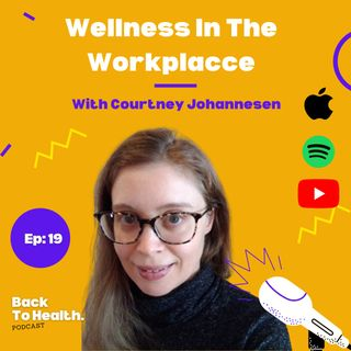 Episode 19 Wallness in the Workplace with Courtney Johannesen