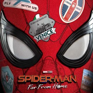 #199: Spider-man - Far from Home, Stranger Things & more!