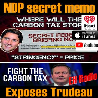 Morning Moment NDP memo exposes Trudeau's Agenda Jan 23 2018