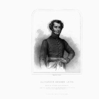 Alexander G. Laing, Forschungsreisender (Geburtstag 27.12.1793)