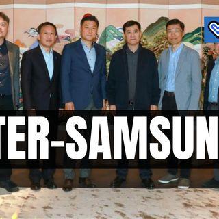 Sponsor, incontro in Cina con Zhang sr: si scalda la pista Samsung?