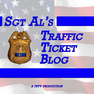 Sgt Al's Traffic Ticket Blog