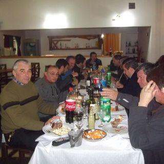 Columna de opinión de Néstor Salgado en Cena de periodistas