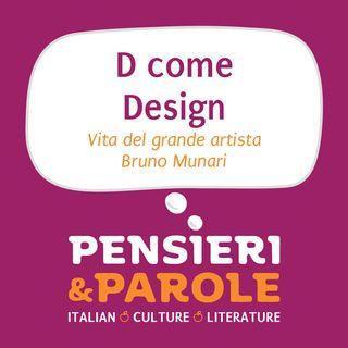13_D come Design - Bruno Munari
