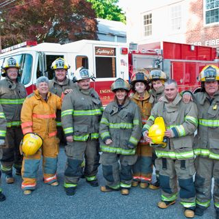 Upstate Issues: Volunteer Firefighters Reach Out
