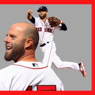 MLB: BOSTON RED SOX despide a Pedroia a lo grande