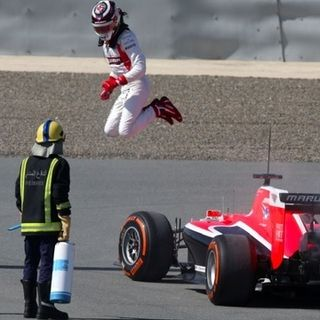 Bahrain, Test Day 4