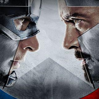 #100: Captain America: Civil War (inc. Spoilers)