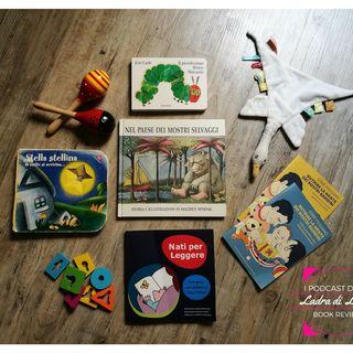 Libri per bambini #natiperleggere