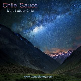 Chile Sauce with Zen Delaney on Lingo Radio Monday 3rd March 2020