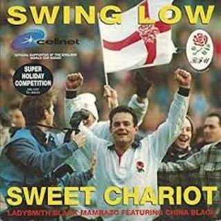 Ladysmith Black Mambazo- Swing low sweet chariot