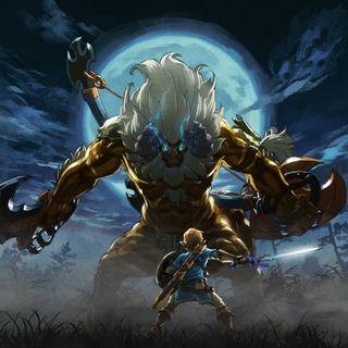 Liquid Gamer Podcast - Legend of Zelda