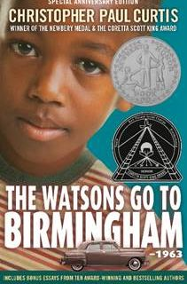 The Watsons Go to Birmingham 1963 with an interview with Christopher Paul Curtis