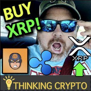 BitBoy Crypto Bullish on Ripple XRP & Whales Bought The Bitcoin Dip!