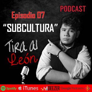 Subcultura (Con Miguel Espack)