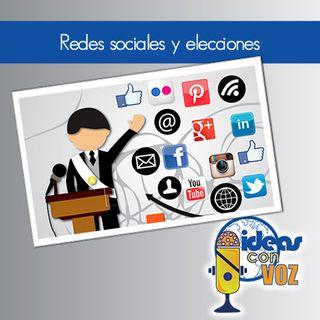 Redes sociales y elecciones