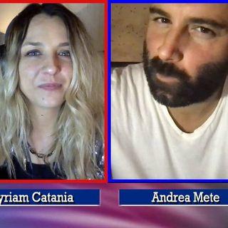 517 - Dopocena con... Myriam Catania e Andrea Mete - 18.02.2021