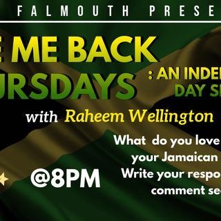 Take Me Back Thursdays- Independence Special