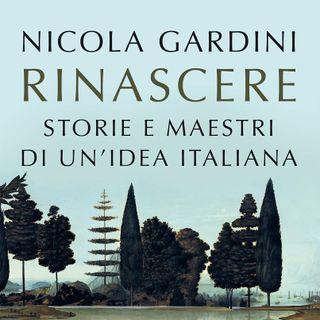 """Nicola Gardini """"Rinascere"""""""