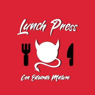 14-07-2021 Lunch Press (in coll. Daniele Triolo)