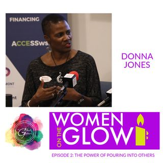 Donna M. Jones The Power to Pour Into Others