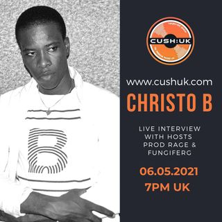 The Cush:UK Takeover Show - EP.173 - Prod Rage, fungiFerg & Christo B