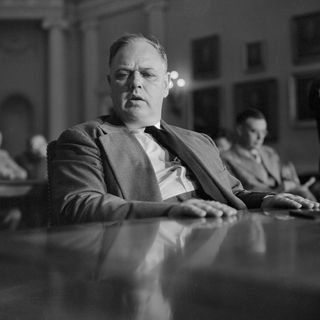 Family of Whittaker Chambers Makes A Stand