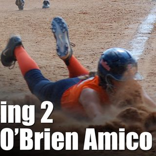 Episode 194 - Base Running Part 2 - Leah OBrien Amico