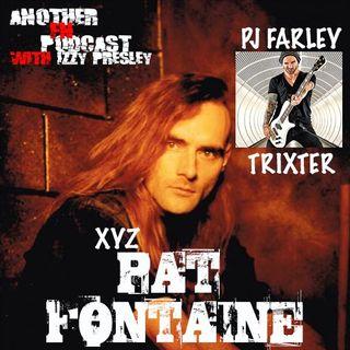 Pat Fontaine (XYZ) & PJ Farley (Trixter)