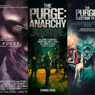 ¿Por qué ver las películas de la Purga?