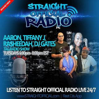 T.A.G. Syndicated Radio Ep 1 Cotton Candi Interview