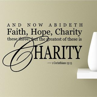 Yahs_Charity- (Pre-Rec)-1 Corinthians-Ch-13