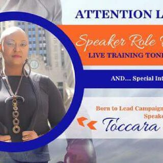 Live Interview With Toccara Steele | Pro Speaker Thursday | Leadership TKO
