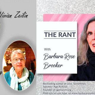 Barbara Rose Brooker_The RANT with her guests_Vivien Zielin & Lucy Sweeney 2_10_21