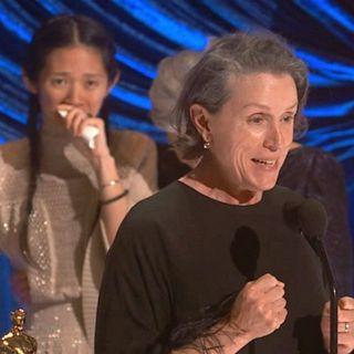 Um Oscar previsível... até as surpresas do final!